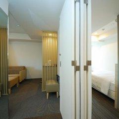 Отель Sotetsu Fresa Inn Ginza-Nanachome 3* Номер с различными типами кроватей