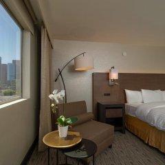 Miyako Hotel Los Angeles 3* Представительский номер с различными типами кроватей фото 2