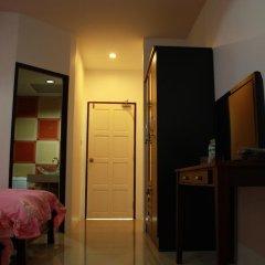 Отель Relaxation 2* Стандартный номер двуспальная кровать фото 16