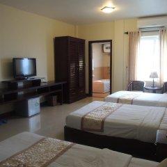Отель Crown Hotel Вьетнам, Хюэ - отзывы, цены и фото номеров - забронировать отель Crown Hotel онлайн комната для гостей фото 3