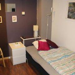 Отель City Lodge Stockholm Стандартный номер с различными типами кроватей фото 6