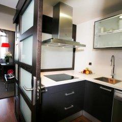 Апартаменты Suites Center Barcelona Apartments Апартаменты с различными типами кроватей фото 5