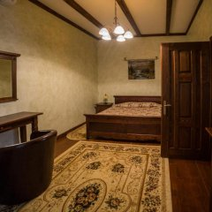 Гостиница Гнездо Голубки Стандартный номер с различными типами кроватей фото 9
