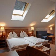 Отель Itzlinger Hof 3* Стандартный номер фото 7
