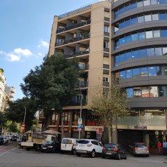 Отель Go-BCN Royal Sagrada Familia парковка