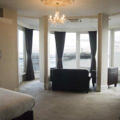 Queens Hotel 3* Студия с разными типами кроватей фото 2