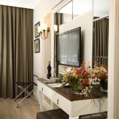 Отель Aydinbey Famous Resort Богазкент комната для гостей фото 5