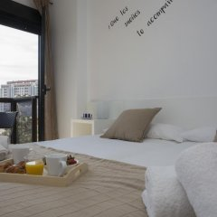 Отель SingularStays Artes Валенсия комната для гостей фото 4