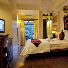 Thien Thanh Green View Boutique Hotel 3* Люкс с различными типами кроватей фото 11