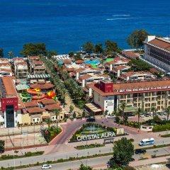 Отель Crystal Aura Beach Resort & Spa – All Inclusive спортивное сооружение