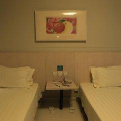 Отель Jinjiang Inn Tianjin Heping Anshandao 2* Стандартный номер с различными типами кроватей фото 10