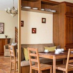Апарт Отель Холидэй 3* Коттедж разные типы кроватей фото 6
