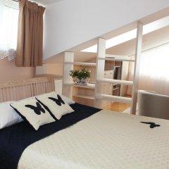 Отель Nikole apartamentai Стандартный номер с различными типами кроватей фото 2