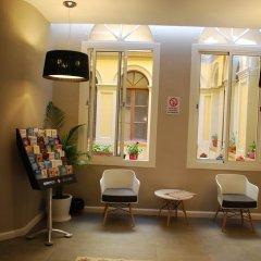 Отель Hostal Plaza Goya Bcn Барселона развлечения