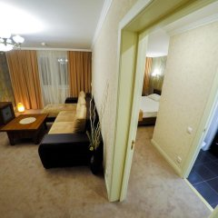 Мини-Отель Инвайт Москва комната для гостей фото 4