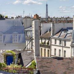 Odéon Hotel 3* Номер Делюкс с различными типами кроватей фото 11