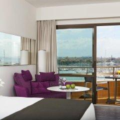 Отель Meliá Palma Marina 4* Номер категории Премиум с различными типами кроватей фото 4