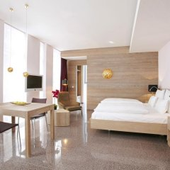 Отель abito Suites 3* Полулюкс с различными типами кроватей фото 2