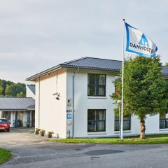 Отель Danhostel Vejle парковка