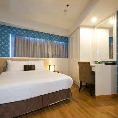 Отель D Varee Jomtien Beach 4* Стандартный номер с различными типами кроватей фото 7