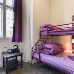 Отель Safestay London Kensington Holland Park Стандартный номер с различными типами кроватей