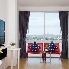 Отель Rang Hill Residence 4* Улучшенный номер с 2 отдельными кроватями фото 11