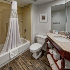 Отель Hampton Inn Concord/Kannapolis 2* Стандартный номер с различными типами кроватей