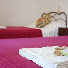 Отель La Gineta Алькаудете комната для гостей фото 3