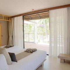 Отель Twin Lotus Koh Lanta 4* Вилла с различными типами кроватей фото 14
