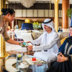 Отель Khalidiya Palace Rayhaan by Rotana, Abu Dhabi питание фото 3