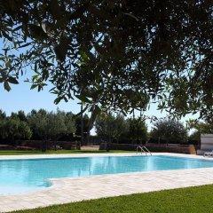 Отель Agriturismo Sant' Elia Италия, Сиракуза - отзывы, цены и фото номеров - забронировать отель Agriturismo Sant' Elia онлайн бассейн фото 3