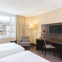 Отель NH Collection Berlin Mitte Am Checkpoint Charlie 4* Стандартный номер с разными типами кроватей фото 31