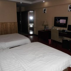 Chongqing Yueyou Hotel Airport комната для гостей фото 4