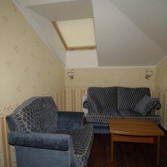 Гостиничный комплекс Купеческий клуб Бор комната для гостей фото 3