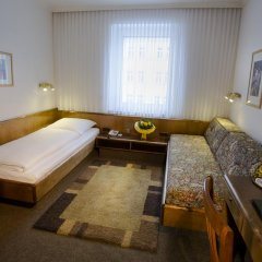 Отель Minotel Brack Garni 3* Стандартный номер фото 6