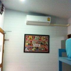 Hey beach hostel Кровать в общем номере фото 12