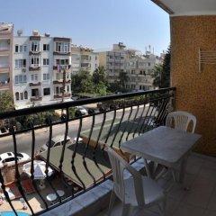 Wasa Hotel Турция, Аланья - 8 отзывов об отеле, цены и фото номеров - забронировать отель Wasa Hotel онлайн балкон