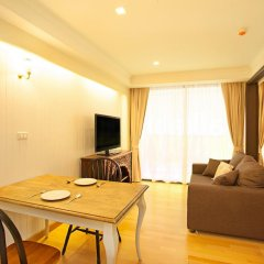 Отель Rocco Huahin Condominium Апартаменты с различными типами кроватей фото 33