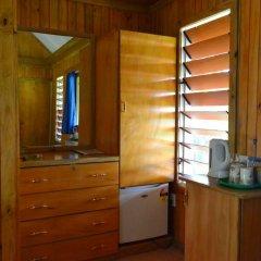 Отель Daku Resort Savusavu 3* Бунгало с различными типами кроватей фото 8