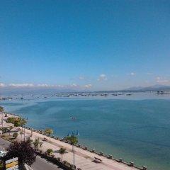 Hotel Via Norte Эль-Грове пляж фото 2