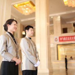 Zhongfei Grand Sky Light Hotel интерьер отеля фото 3