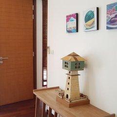 Отель Pranaluxe Pool Villa Holiday Home 3* Вилла с различными типами кроватей фото 40