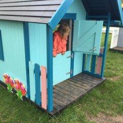 Отель Ajstrup Beach Camping & Cottages Дания, Орхус - отзывы, цены и фото номеров - забронировать отель Ajstrup Beach Camping & Cottages онлайн фото 2