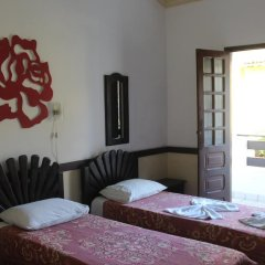 Отель Aguamarinha Pousada 2* Стандартный номер с различными типами кроватей фото 9