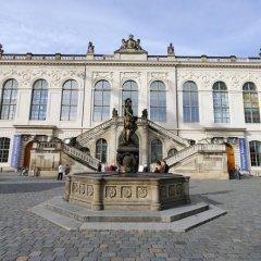 Отель Star Inn Hotel Premium Dresden im Haus Altmarkt, by Quality Германия, Дрезден - 13 отзывов об отеле, цены и фото номеров - забронировать отель Star Inn Hotel Premium Dresden im Haus Altmarkt, by Quality онлайн фото 3