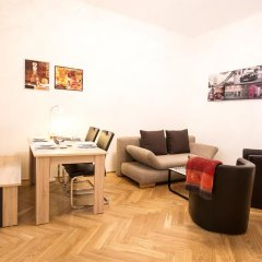 Апартаменты Living Like Home Apartments Вена комната для гостей фото 5