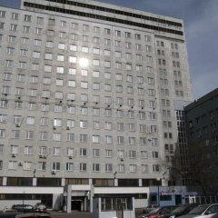 Гостиница Заречье АВ вид на фасад