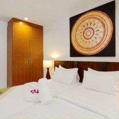 Отель The Park Surin Апартаменты с различными типами кроватей