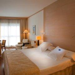 Отель SH Valencia Palace 5* Улучшенный номер с различными типами кроватей фото 6
