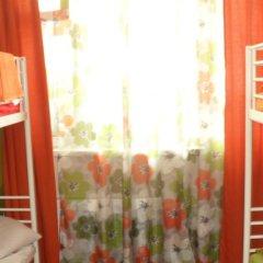 Hostel Vnukovsky Кровать в общем номере с двухъярусной кроватью фото 7